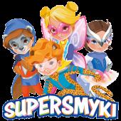 3 supersmyki transparent